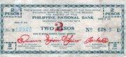 2 Pesos (Misamis Occidental) – avers