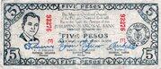 5 Pesos (Misamis Occidental) – avers
