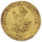 1 scudo d'Oro - Francesco I – avers