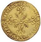 1 scudo d'Oro - Francesco I – revers