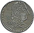 1 sesino Francois III d'Este – avers