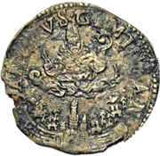 1 giorgino Francois I d'Este – revers