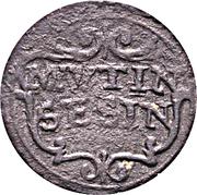 1 sesino Alfonso IV d´Este – revers