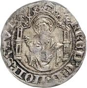 1 Weißpfennig - Friedrich III. – avers