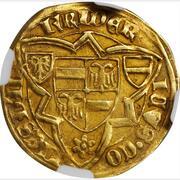 1 goldgulden Friedrich II – revers