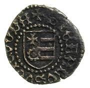 1 Groshen - Stefan III Mare – revers