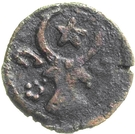 ½ Groshen - Petru II – avers