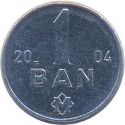 1 ban -  revers