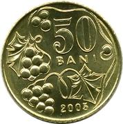 50 bani -  revers