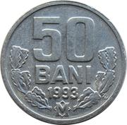 50 bani – revers