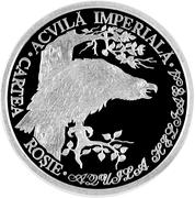 10 Lei (Aigle impérial) – revers