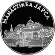 50 Lei - Monastery Japca – revers