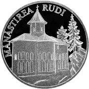 50 Lei - Monastery Rudi – revers