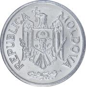 10 bani -  avers
