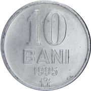 10 bani -  revers