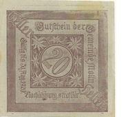 20 Heller (Molln) -  avers