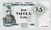 10 Valora – avers