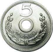 5 mongo – revers