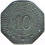 10 pfennig - Montabaur – revers