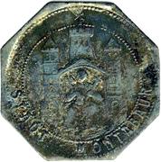 50 pfennig - Montabaur – avers