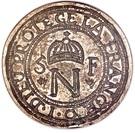 5 Francs - Napoleon – avers