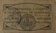 10 centimes - Chambres de Commerce de Montluçon et de Gannat [03] – revers