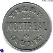 10 Centimes Ville de Montréal - Aude [11] – avers