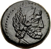 Bronze Æ23 (Mopsos) – avers