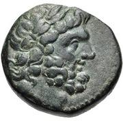 Bronze Æ21 (Mopsos) – avers