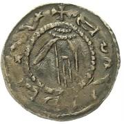 Denar - Bretislaus I (duke 1034-1055) – avers