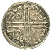 Denar - Bretislaus I (duke 1034-1055) – revers