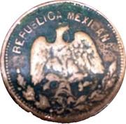 50 Centavos (Emiliano Zapata) – avers