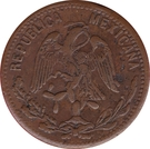 10 Centavos (Emiliano Zapata) – avers
