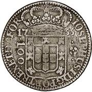 100 Réis - José I – avers