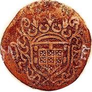 30 reis - João V (Colonie portugaise) – avers