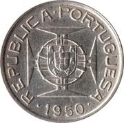 2,50 escudos – avers