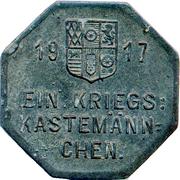 25 pfennig - Mülheim an der Ruhr – revers