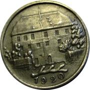 10 pfennig - Münsingen – revers
