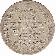 1/12 Thaler - Joseph II – revers