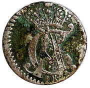 1/48 thaler - Clemens August de Bavière – avers