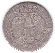 1/12 thaler Clemens August – avers