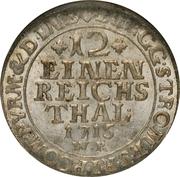 1/12 Thaler / Doppelgroschen - Franz Arnold – revers