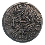 1 schilling Ferdinand de Bavière – avers