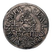 1 schilling Ferdinand de Bavière – revers