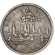 2 thaler Ferdinand de Bavière – avers