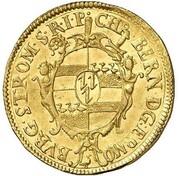 1 ducat Christoph Bernhard de Galen – avers