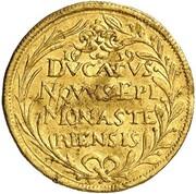 1 ducat Ferdinand de Bavière – revers