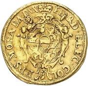 1 ducat Ferdinand de Bavière – avers