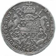 1/3 Reichstaler - Maximilian Friedrich von Königsegg 1762-1784 – avers