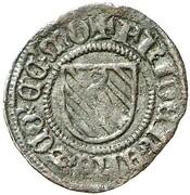 1 Pfennig - Friedrich von Wied – avers